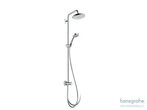 Hansgrohe Croma 220 Showerpipe Reno 27224000