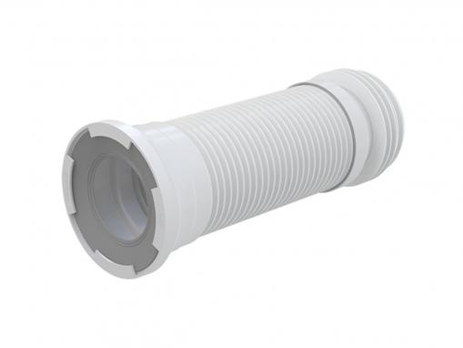 Alcaplast A97 Гофрированная труба для унитаза 24-60см