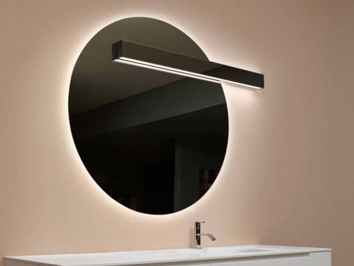Antonio Lupi CIRCUS 190W Зеркало d90см с подветкой