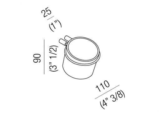 Agape Bucatini ABUC0160