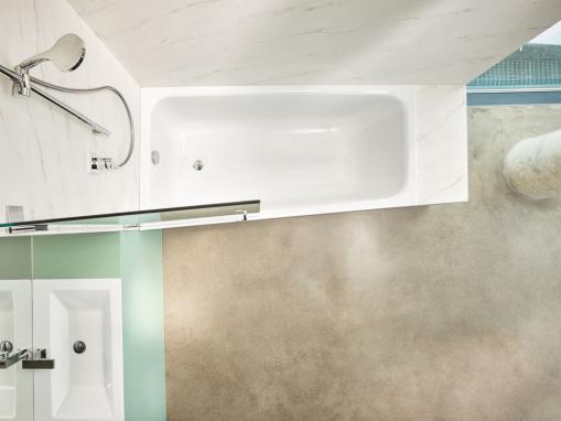 Ванна стальная BetteSpace M 170x90-75