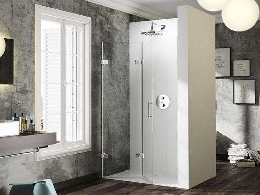 Складная дверь Huppe Solva pure