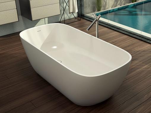 Kolpa san Gloria-FS Ванна из искусственного камня 180x80