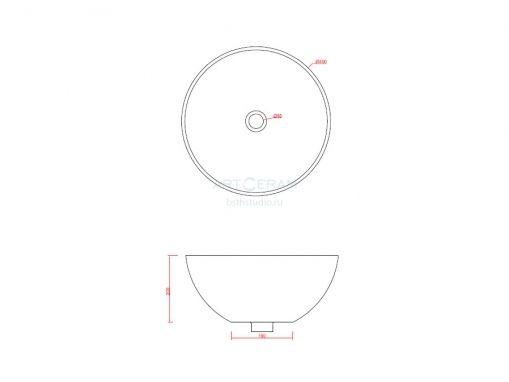 ArtCeram La Ciotola LCL001