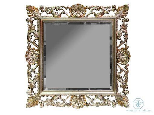 Tiffany World TW03208 Зеркало 106x106см