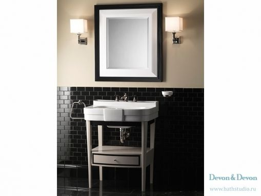 Devon&Devon Bogart vanity Тумба с раковиной 70х54см