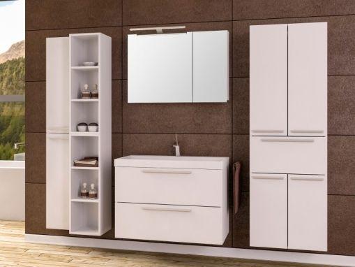 Зеркальный шкаф 90x62см Kolpa-san JOLIE