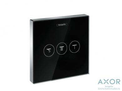 3 вентиля Hansgrohe ShowerSelect 15736600