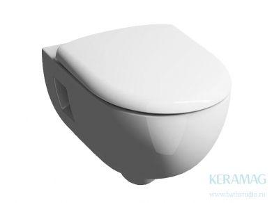 Унитаз подвесной Keramag Renova 203070