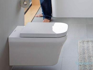 Унитаз Duravit P3 Comforts Rimless® 256109