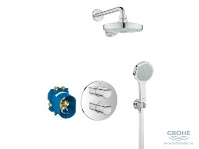 Grohe Grohtherm 2000 34283001