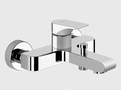 Смеситель для ванны Gessi Imporio Via Solferino 49013 031 хром