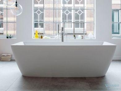 Ванна Duravit DuraSquare отдельностоящая 185x85см