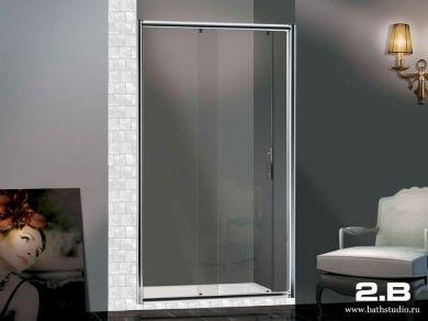 Дверь в нишу 2B PIU DX 120см