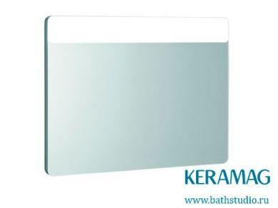 Зеркало с подсветкой 90см Keramag it!