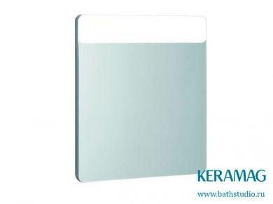 Зеркало с подсветкой 60см Keramag it!