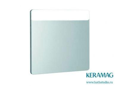 Зеркало с подсветкой 70см Keramag it!