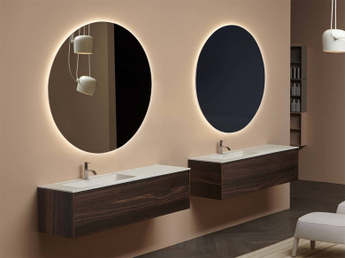 Antonio Lupi CIRCUS120 Зеркало d120см