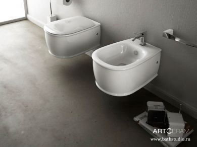 Биде ArtCeram Azuley AZB001