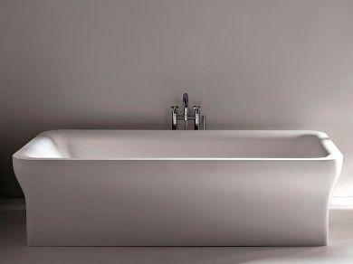 Прямоугольная отдельностоящая ванна Agape Novecento 180х80