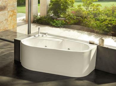 Гидромассажная ванна Albatros Idea 158 150x100см