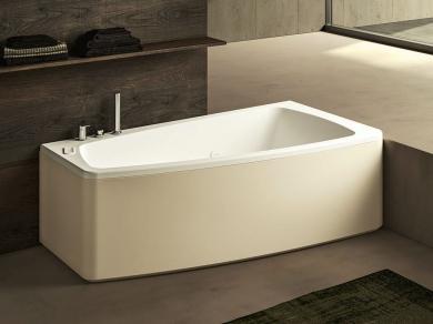 Гидромассажная ванна Albatros Thea 160 160x100см
