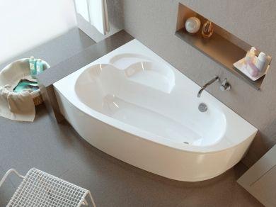 Акриловая ванна Alpen Terra 150х100