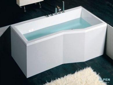 Акриловая ванна Alpen Versys 170x84-70см