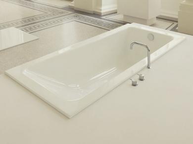 Ванна стальная BetteOne Relax 200х90