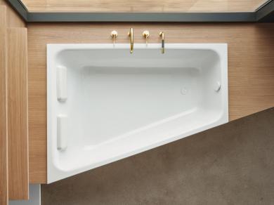 Ванна стальная BetteSpace L 170x130-75
