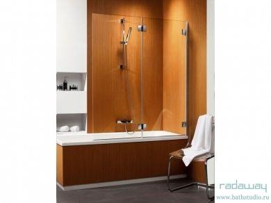 Шторка для ванны Radaway Carena PND 130x150hсм