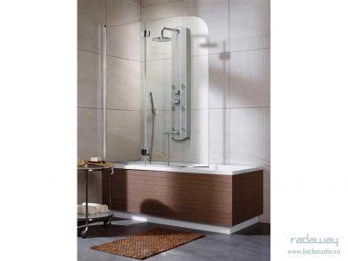 Radaway EOS PND Шторка для ванны 130х152см