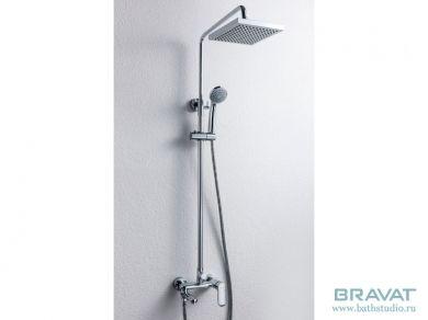 Bravat Opal F6125183CP-A Душевая система