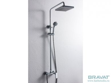 Bravat Opal F9125183CP-A Душевая система