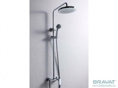Bravat Opal R F9125183CP-A2 Душевая система