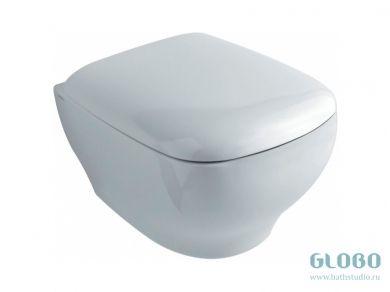 Унитаз подвесной Globo Genesis GES02