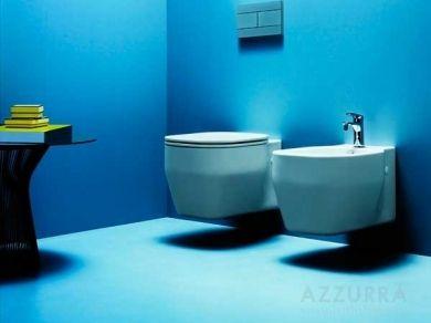 Унитаз Azzurra Glaze GLZ100/SOSK