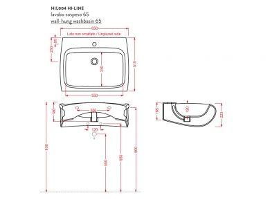 ArtCeram Hi-Line HIL004