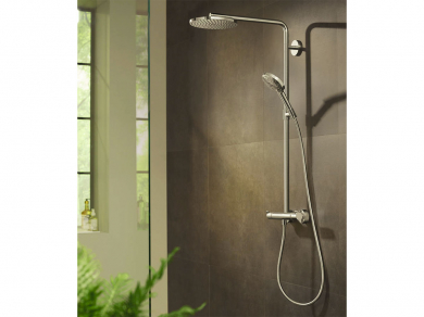 Hansgrohe Raindance Select S Showerpipe 27633000 Душевой гарнитур