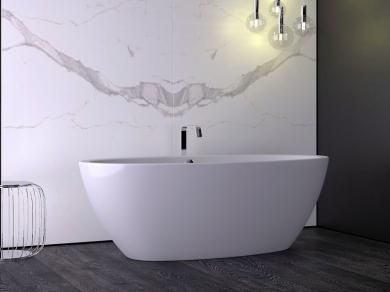 Овальная ванна Knief Loom XS 170х85