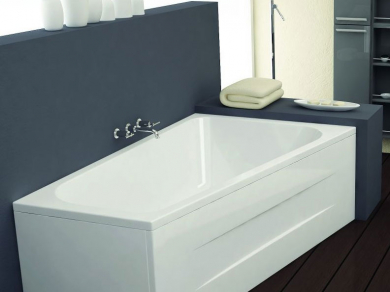 Акриловая ванна Kolpa San Beatrice 170x110