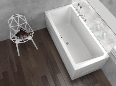 Акриловая ванна Kolpa San Elektra 170х80см