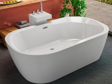 Акриловая отдельностоящая ванна Kolpa san Adam&Eva FS 190х120