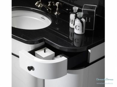 Devon&Devon Music Тумба с раковиной 120х56см