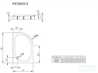 Radaway Patmos E