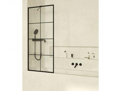 Шторка для ванны Radaway Modo New BLACK PNJ Factory 70