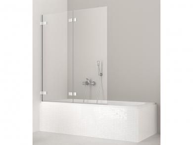 Radaway Arta PND Шторка для ванны 130х150см