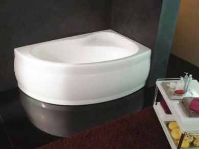 Асимметричная ванна Kolpa san Romeo 155х100