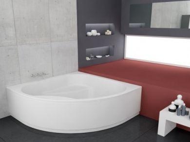 Угловая ванна Kolpa San Swan 160x160