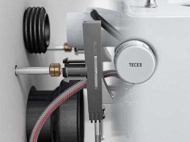 Унитаз-биде TECEOne 9700200, подвесной, 54х36см, с сидением